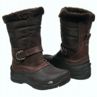 Womens The North Face Shellista Pull On Coffee Brown