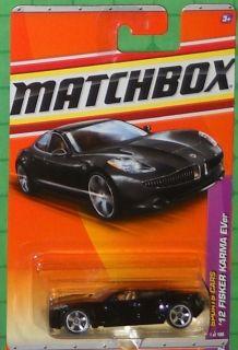 2011 Matchbox Sports Cars 1 12 Fisker Karma Erev