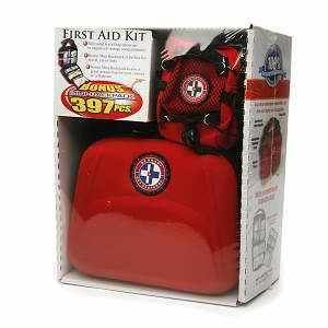 Emergency First Aid Kit Disaster Survival 397 PC