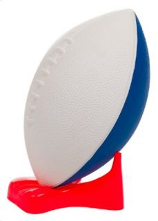 Mylec Football and Goal Post Set Kids Sports Brand New