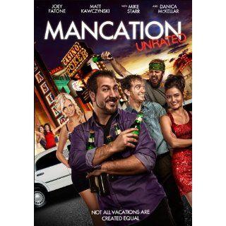 Mancation New SEALED R1 DVD Joey Fatone