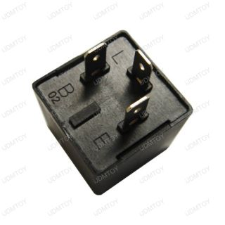 of 3 pin electronic led 12v flasher relay fix for turn signal blinker