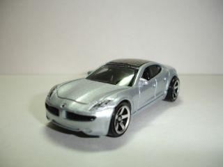 Mattel Matchbox 2011 Fisker Karma Hybrid Sports Car