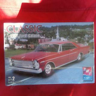 1966 Ford Galaxie Classic Model Kit
