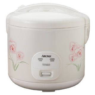Aroma Housewares Company ARC 1260F 20 Cup Rice Cooker food Steamer