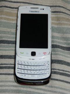 Blackberry Torch 9800 4GB White Smartphone