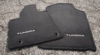 Toyota Tundra 4 Door Cab Carpet Floor Mats Black PT206 34121 20