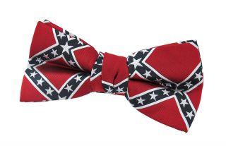 2282 rebel flag bow tie cummerbund gift set RE2J