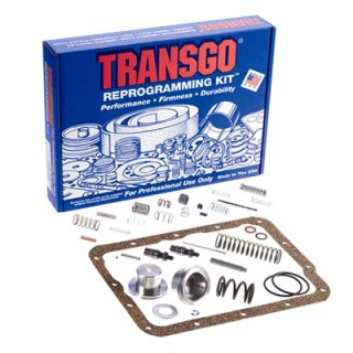 Transgo FMX 3 Shift Kit Ford Transmission 67 83 Manual
