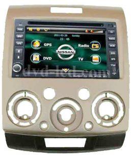 Ford Ranger Mazda BT 50 navigation Radio car DVD player GPS Head units