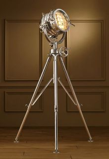 Royal Master Sealight Floor Lamp   REAL No Reserve *NR*