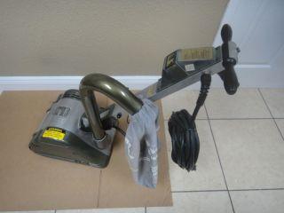 HT8 1 HT8 Electric Floor Sander Drum Sanding Machine 110 120V