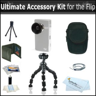 Wide Angle Lens For Flip Video, Ultra Hd Flip, Mino HD