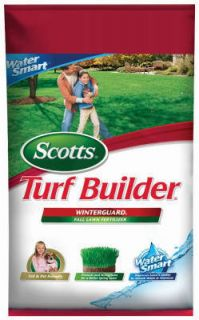 Scotts 38615 15M TB Winterguard Fall Lawn Fertilizer