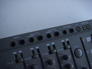 Fostex XR 5 4 Track Cassette Tape Multi Track Recorder