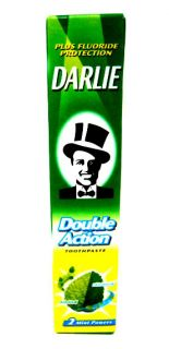 Action Toothpaste Plus Fluoride 2 Mint Powers Travel Size