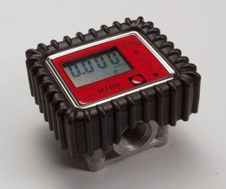 Oval Gear Flow Meter Fuel Lubricants Oil Liquid Gasoline Kerosene
