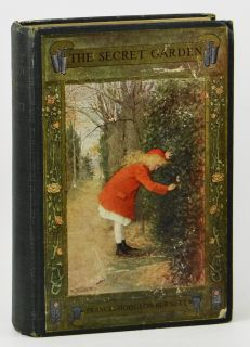 The Secret Garden Frances Hodgson Burnett 1st 1st Edition August 1911