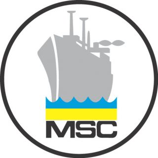 USN Navy Military Sealift Command MSC New Color Patch