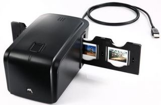 Pacific Image Memor Ease PLUS 35mm Film Slide Scanner Converter