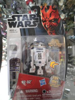 2012 Star Wars Movie Legends Heroes Wave 5 R2 D2 MH03 MOC NEW