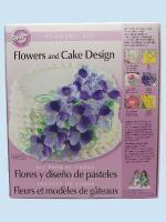 Wilton Flowers Cake Design Student Kit Decorating New