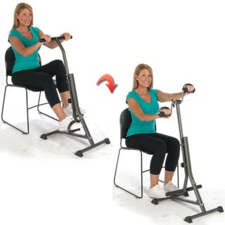 Stamina InStride Total Body Cycle Exercise Foot Hand Bike