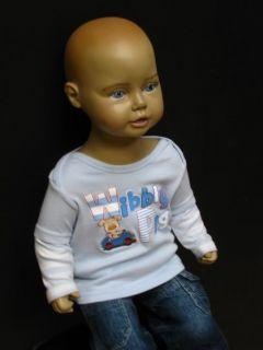 Unisex Shop Retail Display Mannequin Dummy 6 9 Months Frankie
