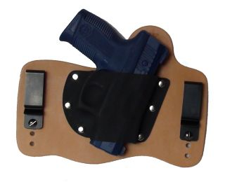 FoxX Leather Kydex IWB Holster Taurus Pro PT111 PT140 PT145 Holster RH
