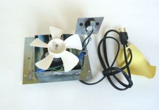 Martin Fireplace Blower Fan Kit Thermostat Activated Part No XAB