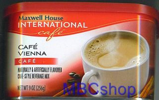 General Foods International Maxwell House Powder Coffee