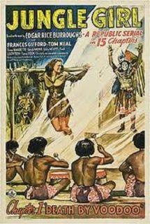 Serial Jungle Girl 1941 Frances Gifford Tom Neal DVD