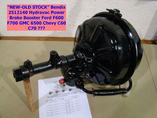 Hydravac Power Brake Booster Ford F600 F700 GMC 6500 Chevy C60 C70