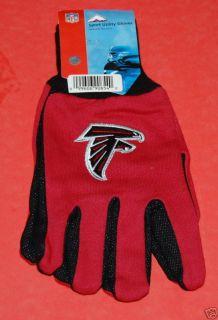 Atlanta Falcons NFL Football Sports Jersey Gloves