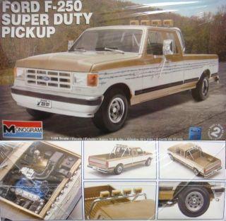 Monogram Ford F 250 Super Duty Pickup 1 24 857212