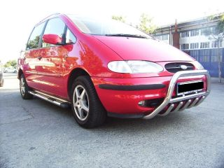 FORD GALAXY / VW SHARAN 1999+ FRONT BULL BAR GRILL BAR MEDIUM