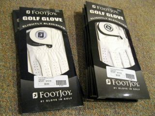 FootJoy Sofjoy Golf Glove Small Left for RH Player