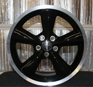 Ford Mustang 18 Wheels in Wheels