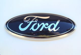 FORD RANGER XLT OVAL EMBLEM BADGE DECAL TAILGATE REAR OEM NEW
