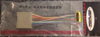 Ford Lincoln Mercury Radio Wire Harness