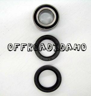 Front Wheel Bearings Honda Foreman 400 450 Rubicon 500