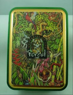Mysteries of the Forest Jaguar & Cub At Turtle Falls Zippo Lighter In