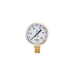 Forney 87729 Low Pressure Gauge Oxygen Regulators New