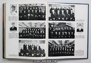 USS FORRESTAL CVA 59 MED CRUISE BOOK 1962 1963