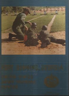 Fort Benning Georgia 1969 Graduation Yearbook U s Army Training Center