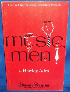 Music Men, by Hawley Ades (Fred Waring Music Workshop) (1963