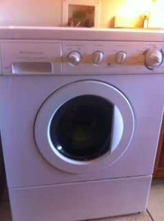Lg Front Load Washer Dryer On The Drawer Stand Stainless