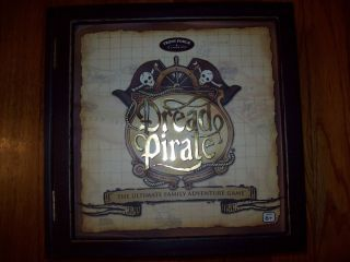 Dread Pirate Game Front Porch Classics Family Adventure Game Wood Box