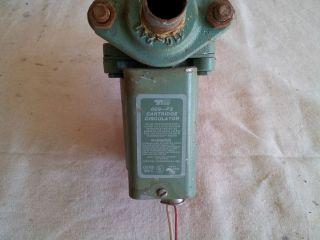 Taco Cartridge circulator pump 009 f2 Hot water HVAC system 3 4 inch
