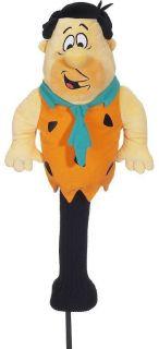 Fred Flintstone GOLF Driver Headcover   Fits up to 460cc + Free Bonus